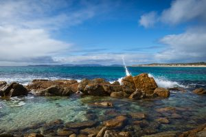 Coffin Bay National Park - sheltered coves and white sand beaches - luxury short breaks South Australia