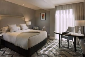 Adelaide - Mayfair Hotel luxuriously appointed rooms - luxury short breaks South Australia