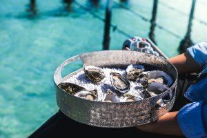 Coffin Bay - freshly caught oysters - luxury short breaks South Australia
