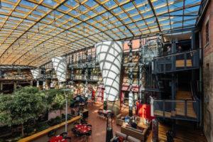 Hobart - Henry Jones Art Hotel Landscape Restaurant - Luxury Short Breaks Australia