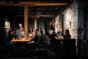 Hobart - Henry Jones Landscape Restaurant and Grill - Luxury Short Break Australia
