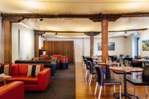 Hobart - Henry Jones Art Hotel Lounge - Luxury Short Break Australia