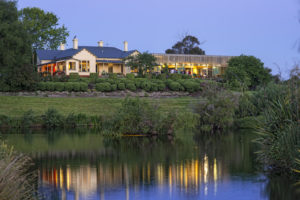 Relbia, Tasmania - Josef Chromy Winery at dusk - Luxury Short Breaks Australia