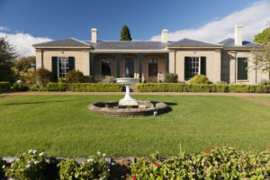 Hobart, Tasmania - National Trust Runnymede house and gardens - Luxury Short Breaks Australia