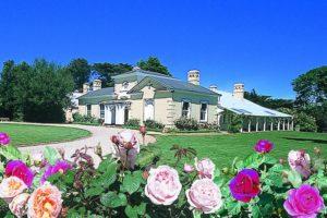 Longford, Tasmania - Woolmers estate gardens and house - Luxury Short Breaks Australia