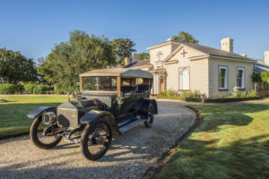 Longford, Tasmania - Woolmers historic estate and antique car - Australia Luxury Short breaks