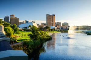 Adelaide – sunny Adelaide city by the water – luxury short break