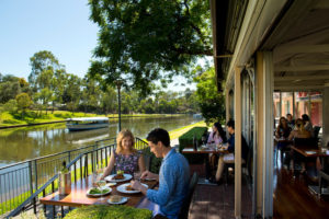 Jolleys Boathouse Restaurant Adelaide – Beautiful lunch on the waterfront – gourmet dining Adelaide