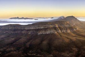 Wilpena Pound - South Australia - Bill Peach Journeys