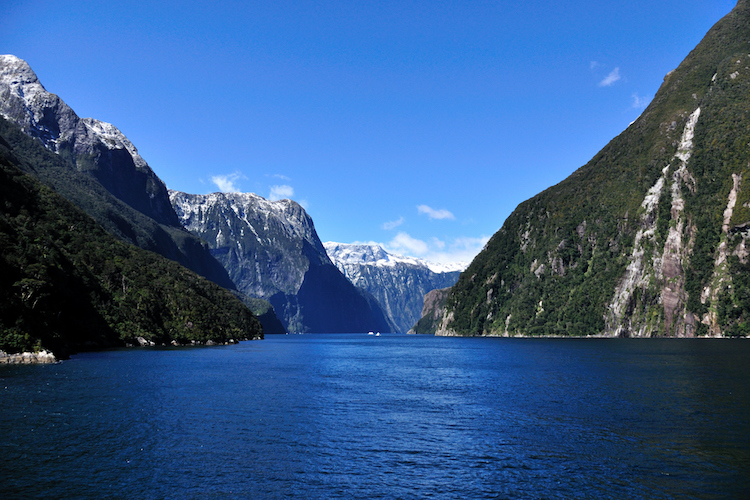 Lakes & Fiords of the South Island