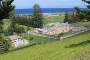 Norfolk Island - Kingston convict settlement - luxury short breaks