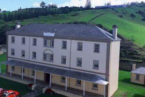 Norfolk Island - British penal colony building - luxury short breaks