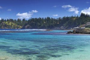 Norfolk Island - Emily Bay Lagoon - - Luxury Short Break
