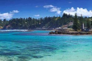 Norfolk Island - Emily Bay and Lone Pine - luxury short breaks