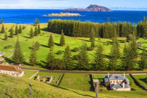 Norfolk Island - Kingston Heritage & Golf Course - Luxury Short Breaks