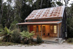 Corinna - cottage in the Tarkine rainforest - luxury short breaks Tasmania