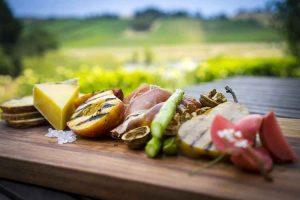 Launceston - Josef Chromy gastronomy tour antipasto platter - luxury short breaks Tasmania