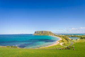 Stanley - far north-west Tasmania The Nut - luxury short breaks Tasmania