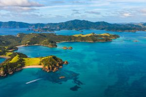Northland - Bay of Islands, golden sandy beaches and charming towns - Luxury short breaks South Island