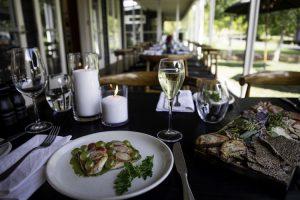 Matakana - Rothko restaurant inspired by the sea and fertile land - Luxury short breaks New Zealand