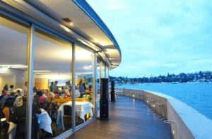 Sydney - Catalina finest food and wine in a stunning waterfront location - luxury short breaks Australia