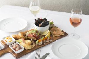 Sydney - Catalina fine dining restaurant, seafood platter - luxury short breaks Australia