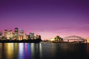 Sydney - Opera House and Harbour Bridge - luxury short breaks Australia