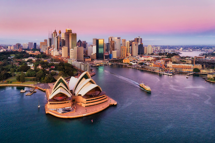 Opera on Sydney Harbour - La Traviata