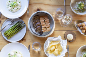 Griffith - fine dining at acclaimed Limone - luxury short breaks New South Wales
