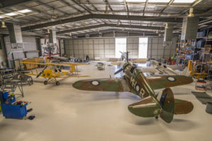 Temora - Aviation Museum - luxury short breaks New South Wales