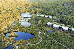 Fraser Island - Kingfisher Bay Resort - Luxury solo tours