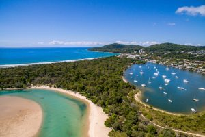 Noosa - chic coastal town on the Sunshine Coast - Luxury short breaks Queensland