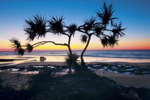 Fraser Island - Seventy Five Mile Beach - Luxury short breaks Queensland