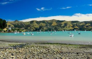 Akaroa - harbour side village in Canterbury - Luxury short breaks New Zealand
