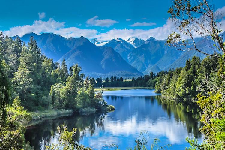 New Zealand TranzAlpine & Glaciers