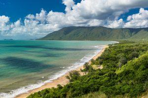 Cape Tribulation - scenic landscape and remote beaches - Luxury short breaks Queensland