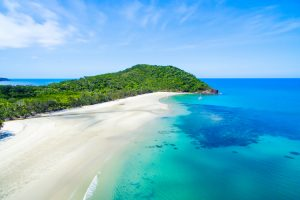 Cape Tribulation - home to the world heritage rainforest of Daintree National park - Luxury solo tours