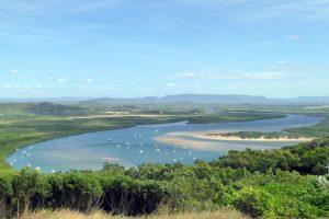 Cooktown - views over the Endeavour River - Luxury short breaks Australia