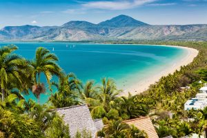 Port Douglas - aquamarine waters of the Great Barrier Reef - Luxury short breaks Queensland
