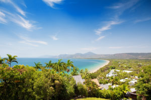 Port Douglas - view from the observation point - Luxury Queensland Short Break
