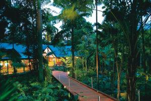 Silky Oaks Lodge - Set amongst the rainforest - Luxury Queensland Short Break