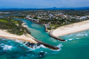 Kingscliff - Tweed river meets the sea - Luxury solo tours