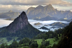 Mount Warning - World Heritage Listed Wollumbin National Park - Luxury solo tours