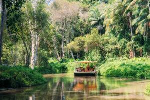 Kingscliff - Tropical Fruit World boat tour - Luxury short breaks Australia