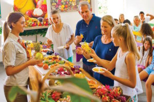 Kingscliff - tasting the tropical fruit - Luxury solo tours