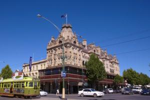 Bendigo - Shamrock Hotel - Luxury Tours