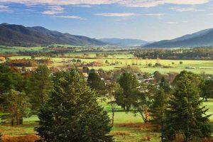 Kiewa Valley - Alpine views of Mt Beauty - Luxury solo tours