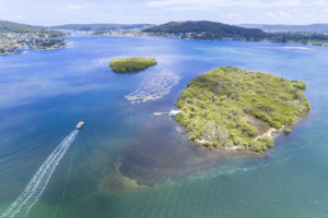 Broken Bay - discover the history of pearling in Australia - luxury short breaks New South Wales