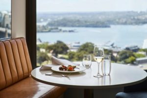 Sydney - Four Season Hotel afternoon canapes - luxury short breaks New South Wales