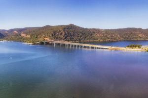 New South Wales - Mooney Mooney Bridge - luxury short breaks New South Wales